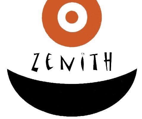 Logo Zenith bianco